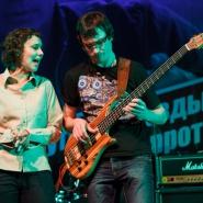 Группа «Чичерина». Фотограф: Илья Моисеев