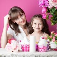 Модели: Анна и Вероника. Фотограф: Илья Моисеев