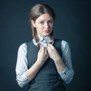 Фотосессия в студии. Модель: Елизавета Хохлачева. Фотограф в Волгограде Илья Моисеев