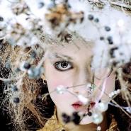 Модель: Настя; фотограф: Илья Моисеев