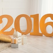 Новогодние интерьеры в фотостудиях Волгограда