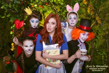 Alice In Wonderland (TFP)